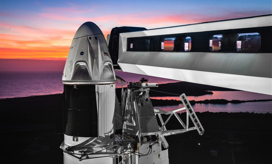 NASA and SpaceX will determine fate of Crew Dragon launch ...
