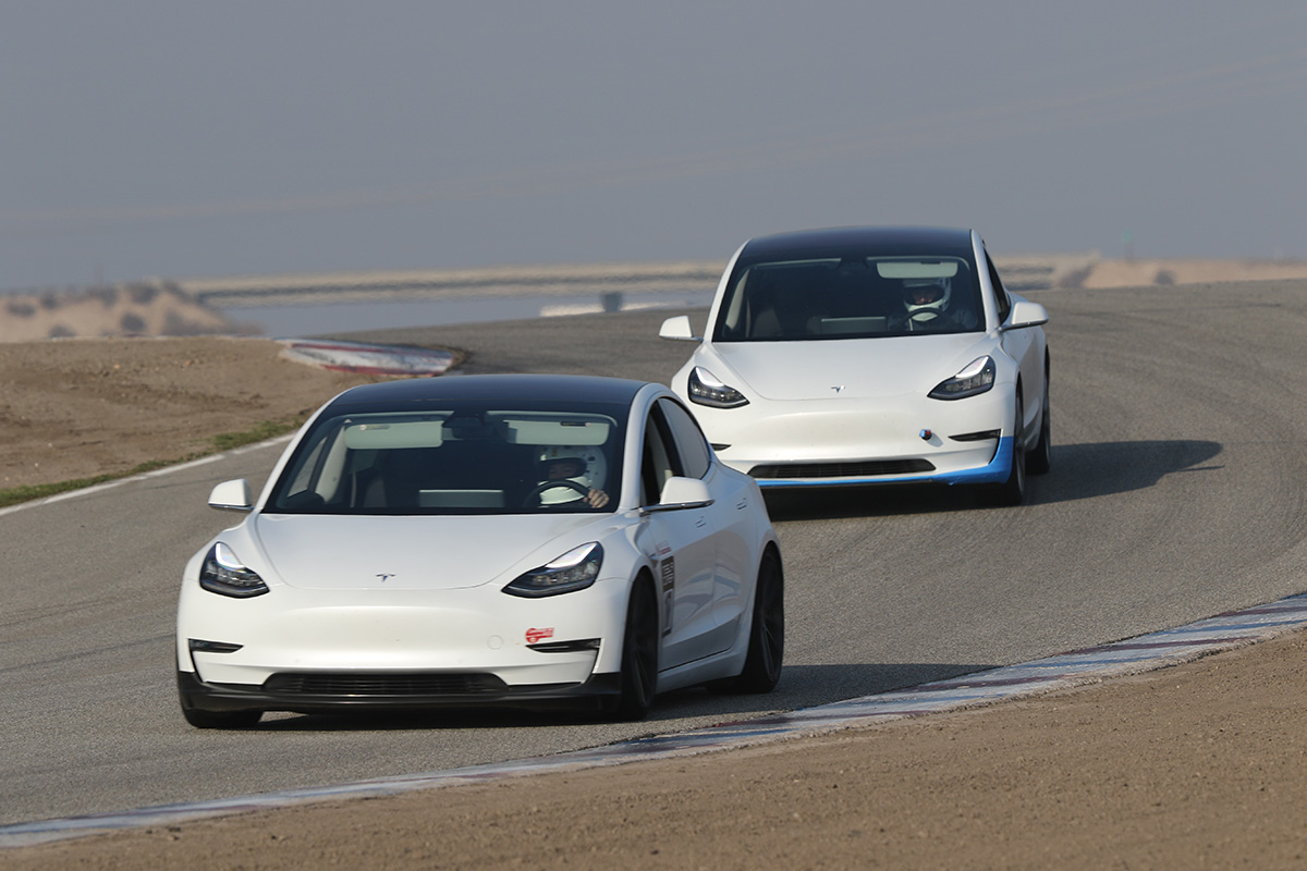Tesla To Increase Model 3 Power And Top Speed In Upcoming