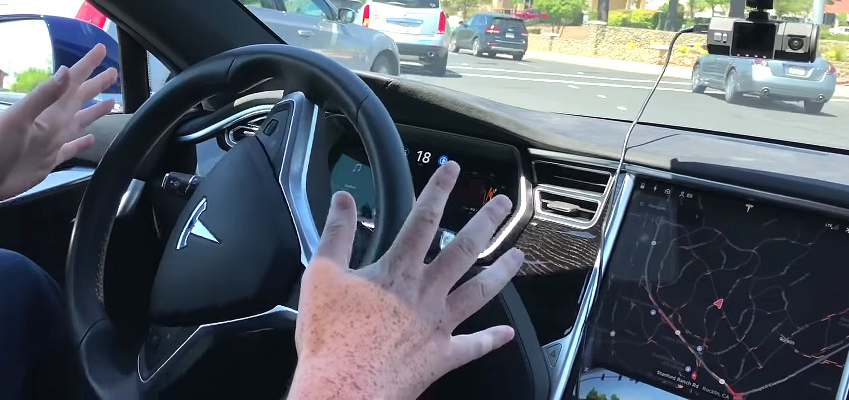 tesla autopilot europe restrictions
