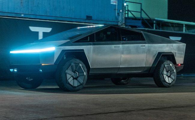 Tesla S Carb Letter Hints At Cybertrucks Medium Duty