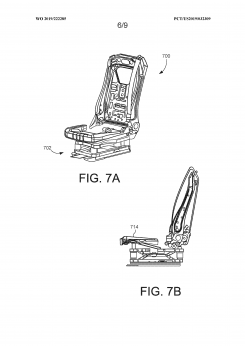 Tesla patent reveals Semi truck seat suspension in the