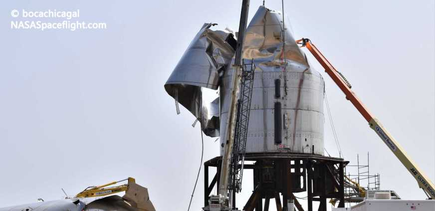 SpaceX is about to reuse (part of) a Starship rocket