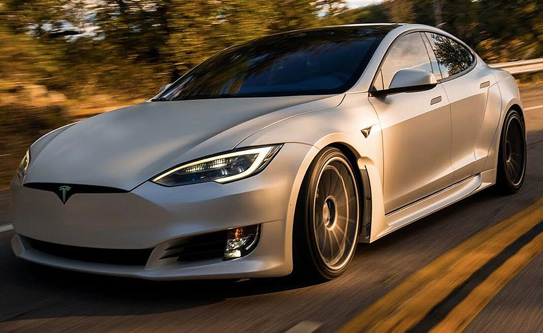 Tesla Model S Performance hailed as one of Best Modern Muscle Cars in the world