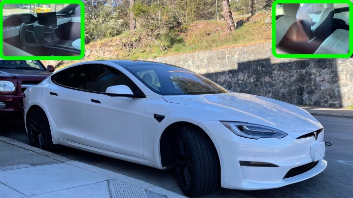 Tesla Model S Plaid Photos Shows Clearest Look At New Interior To Date