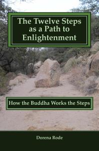 Book Cover of the 12 Steps as a Path to Enlightenment