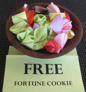Free Fortune Cookies
