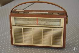 Ancienne radio TSF Philips All Transistor