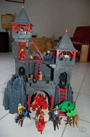Chteau fort Playmobil collection