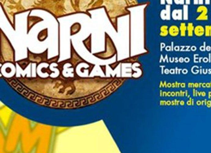 Narni-Comics-Game