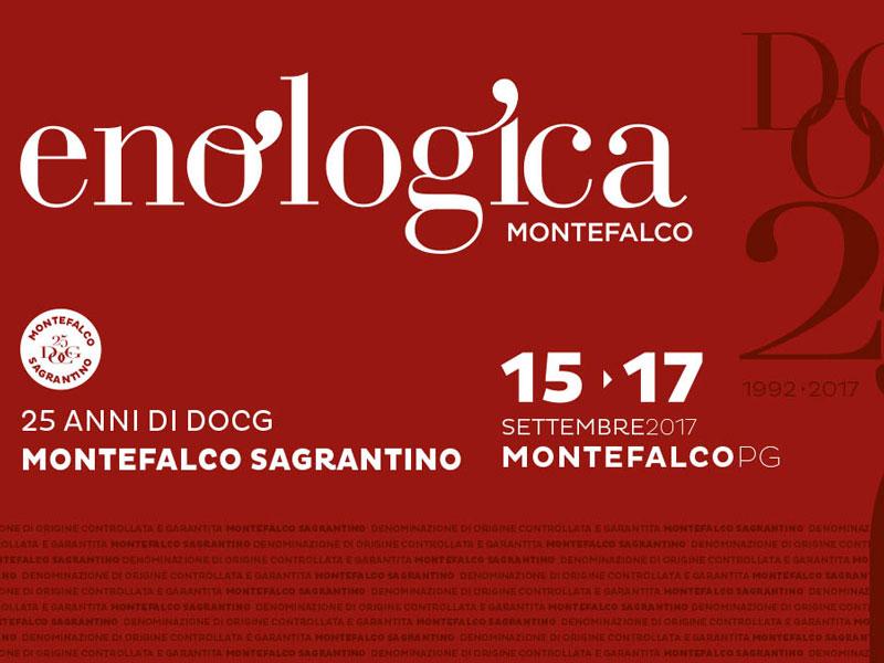 Enologica 2017, weekend di festa per i 25 anni del Sagrantino DOCG