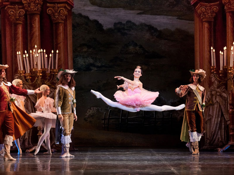 Al teatro Lyrick di Assisi arriva  La bella addormentata sulle note di Tchaikovsky