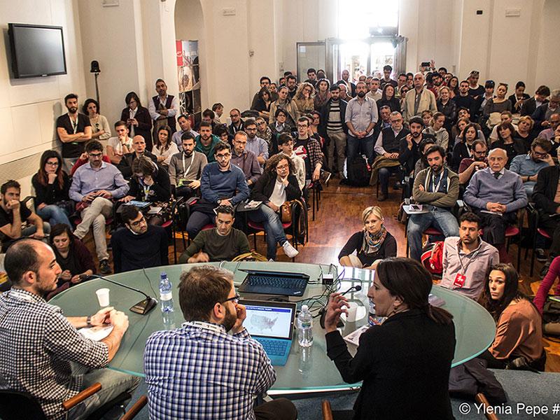 AL VIA la XII edizione del Festival Internazionale del Giornalismo