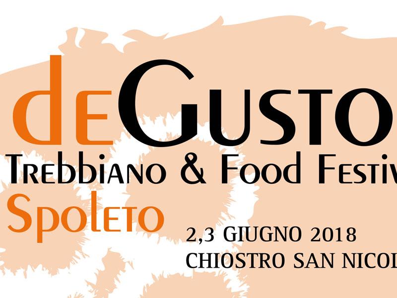 deGusto Spoleto Trebbiano & Food Festival