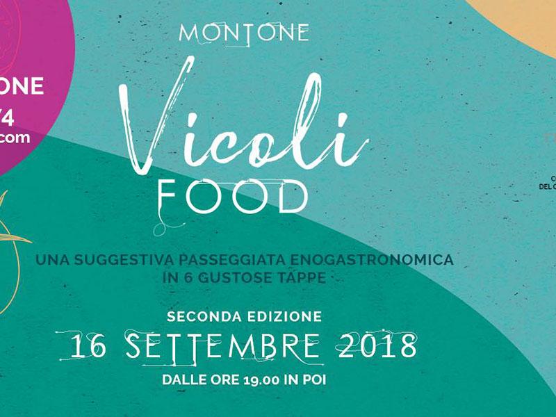 A Montone torna Vicoli Food