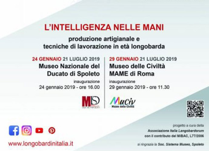 "Locandina-Mostra ""L'intelligenza nelle mani""-copertina"