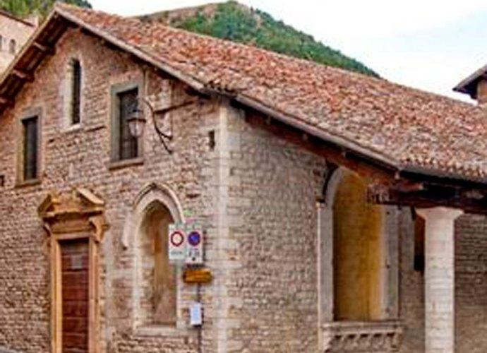 Chiesa di Santa Maria dei Laici-Gubbio-copertina