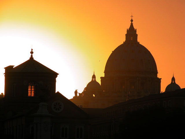 Photos of Rome BASILICA SAINT PETER in VATICAN  second part