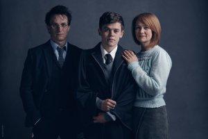 Famille Potter dans Harry Potter and the cursed child