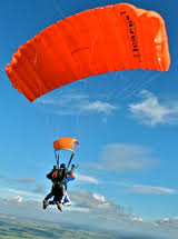 skydiving sport