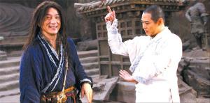 Jackie Chan Jet Lee