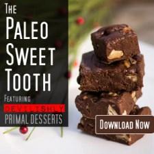 Homemade Paleo Chocolate & The Paleo Sweet Tooth Review