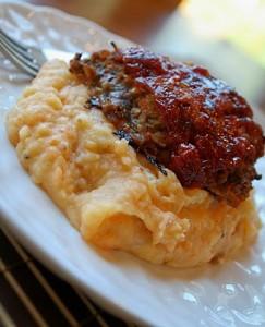 Healthier Meatloaf - Gluten Free w/ Egg Free & Paleo Options