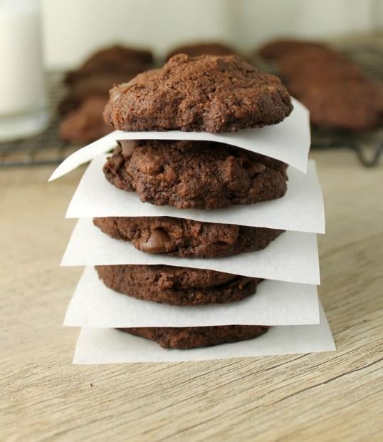 Double-Chocolate-Cookies-gluten-free-vegan
