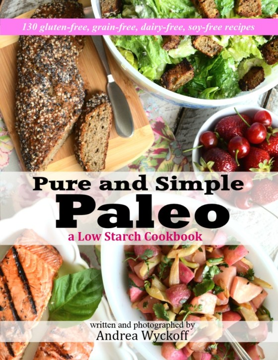 Pure & Simple Paleo cover