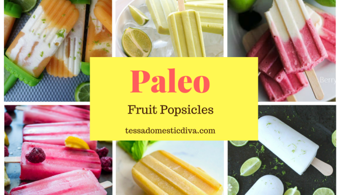The 22 BEST Paleo Popsicle Recipes