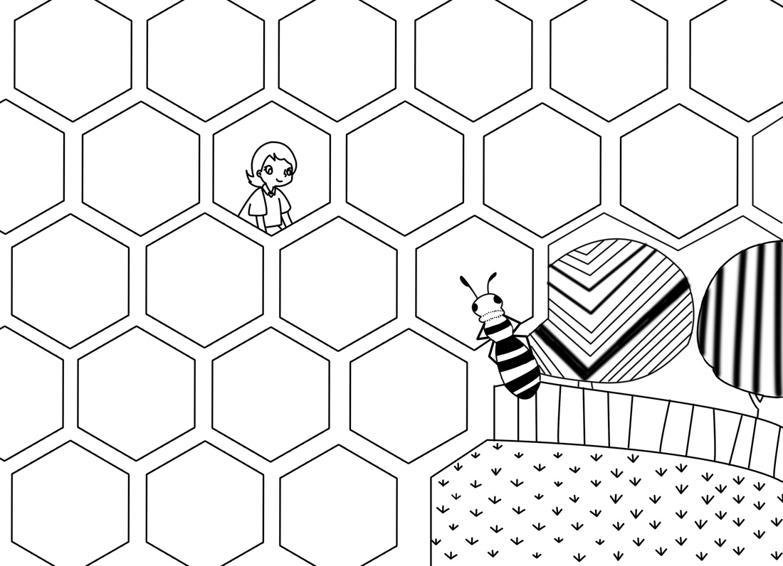 Tessalation! Coloring Pages!