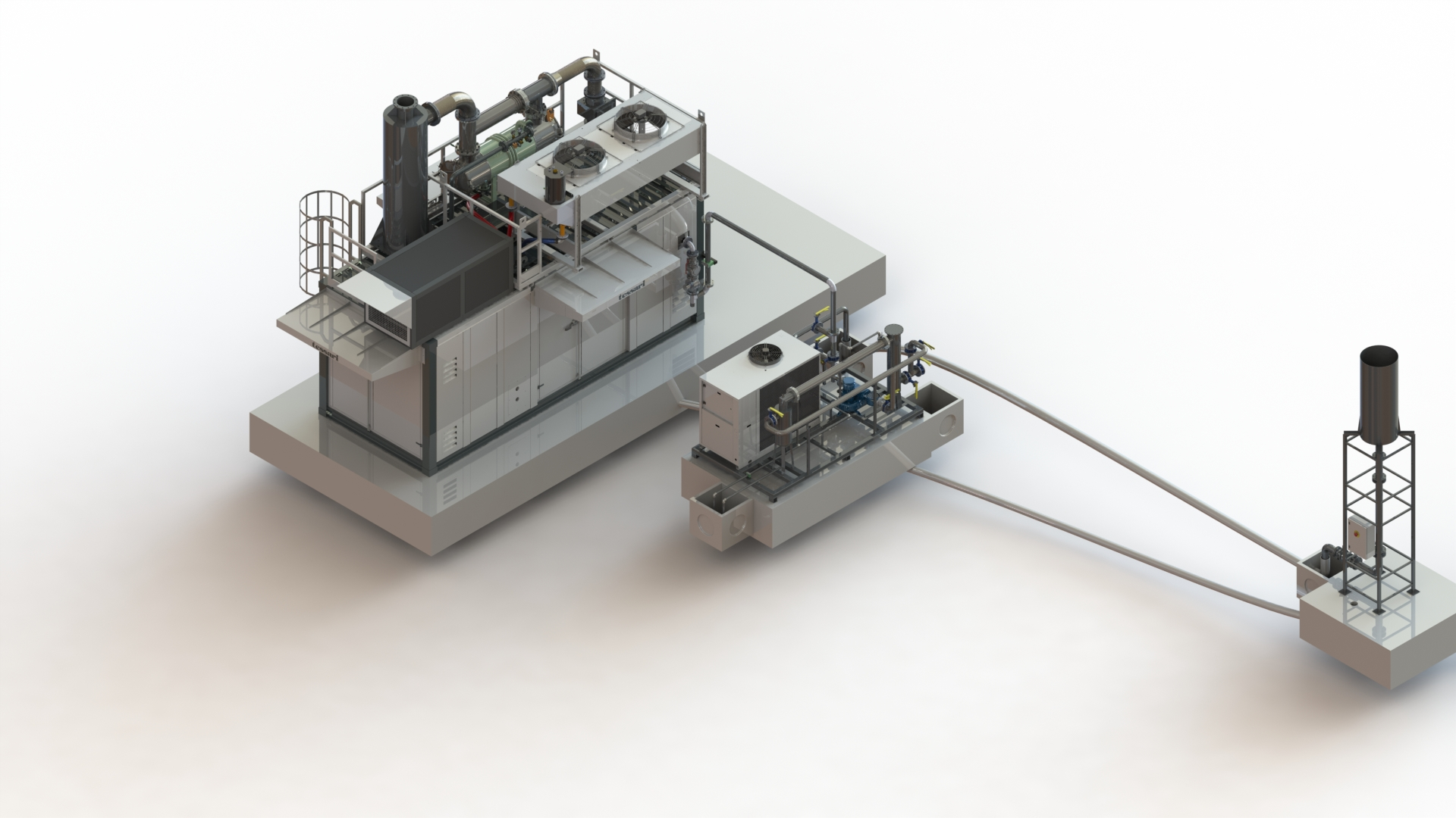hight resolution of cogeneratore top biogas