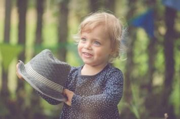 Tessa Trommer Fotografie Erfurt Kinderfotos Kinderfotografie Outdoor Hut Augen Strahlen