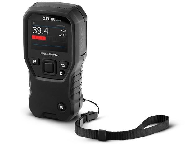 FLIR MR60 Moisture Meter Pro   Test Equipment