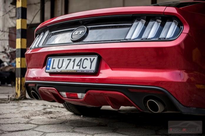 Ford Mustang GT 5.0 Ti-VCT V8 421 KM fot. Piotr Majka (9)