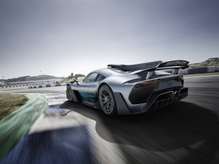 Mercedes AMG Project One002