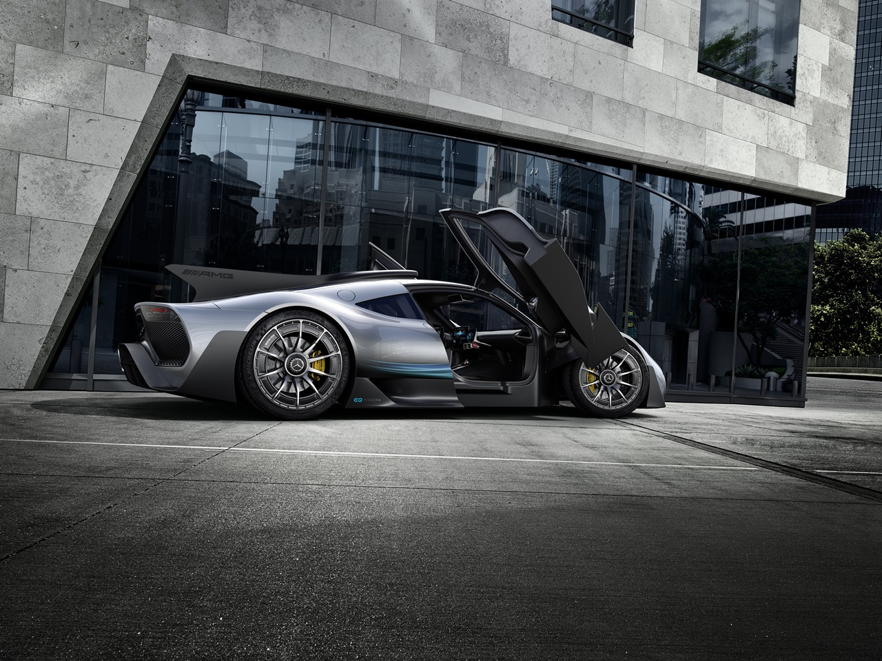 Mercedes AMG Project One007