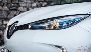 Renault ZOE fot. Piotr Majka