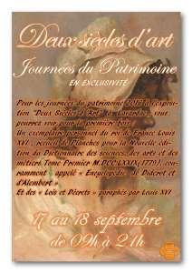 Journées du patrimoine à Lavardac