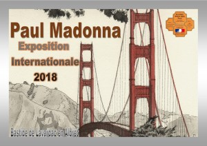 Emission CFM : exposition Paul Madonna