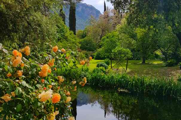 How to visit the Gardens of Ninfa – 2020 opening times