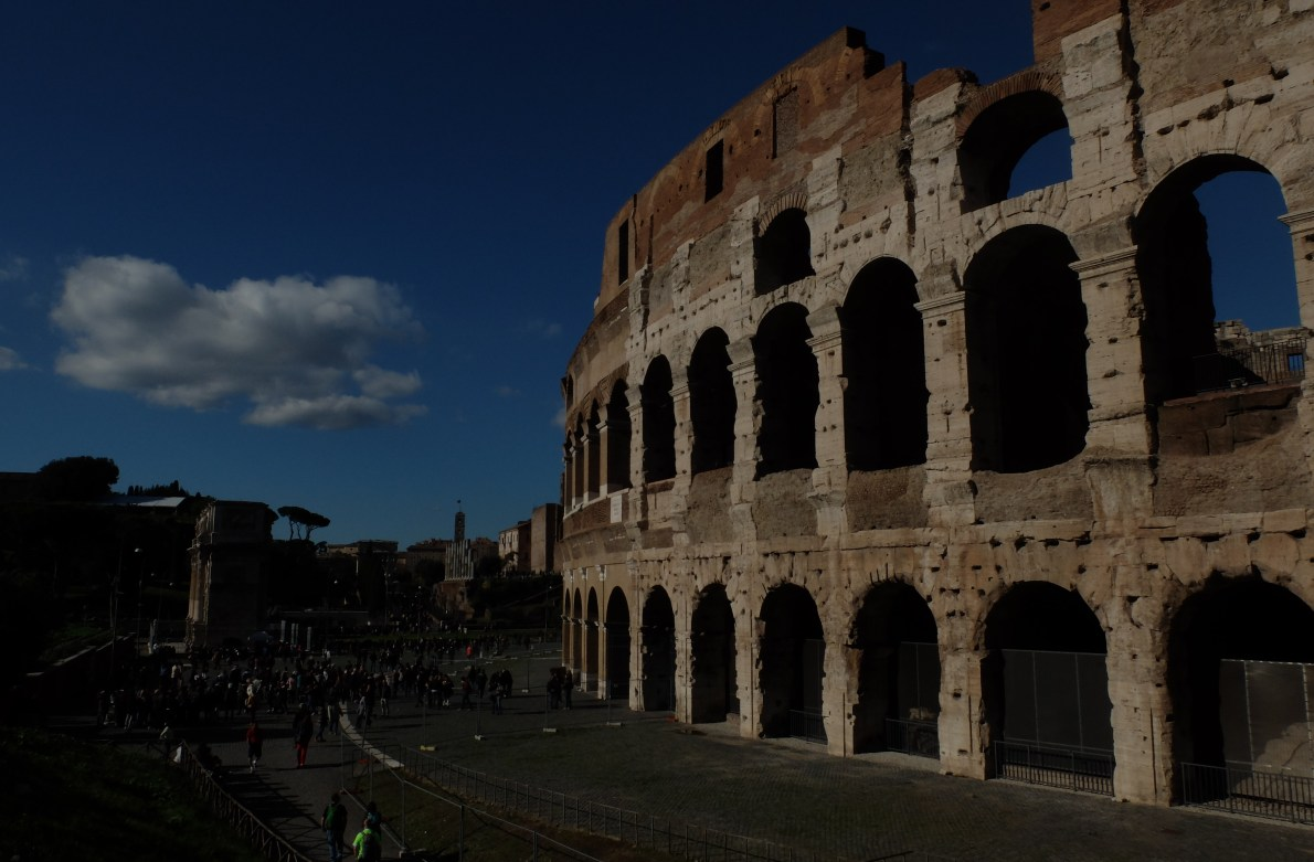 Travel in time: a tour of the Colosseum, Palatine Hill