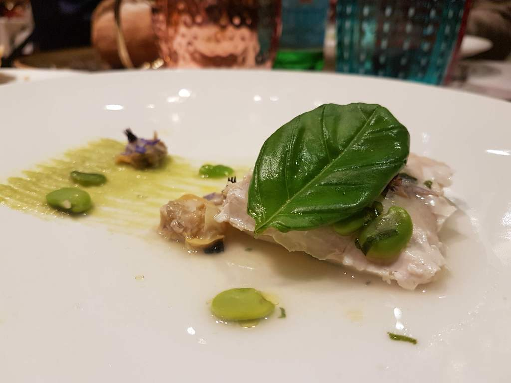 Pinturicchio 40 is a Neapolitan restaurant in North Rome serving refined, gourmet food at competitive prices. One of the best fish restaurants in Rome.