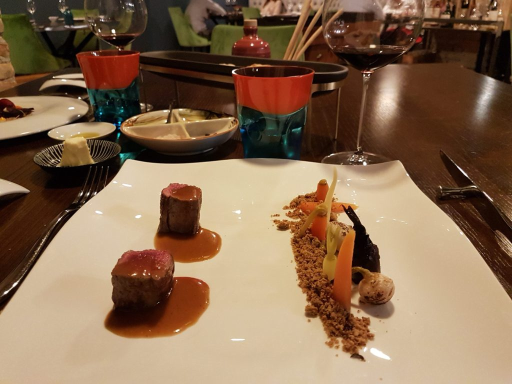 Ristorante 1978 in Rome promises a night to remember beyond its thrilling red door, then delivers with an intelligent menu provoking delight and curiosity.