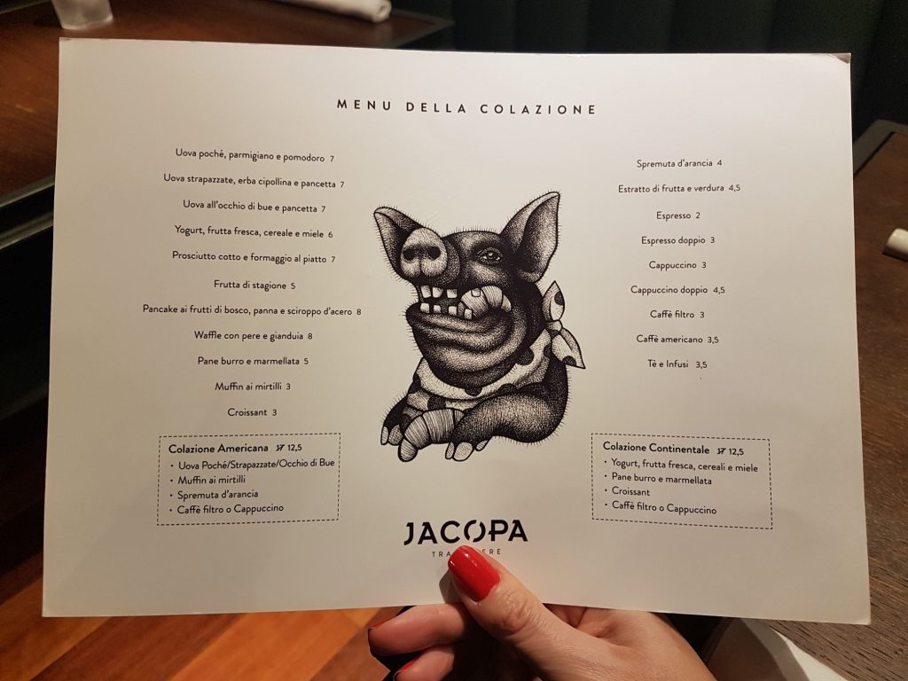 Trastevere best restaurants: try Jacopa, for gourmet food with Roman heart