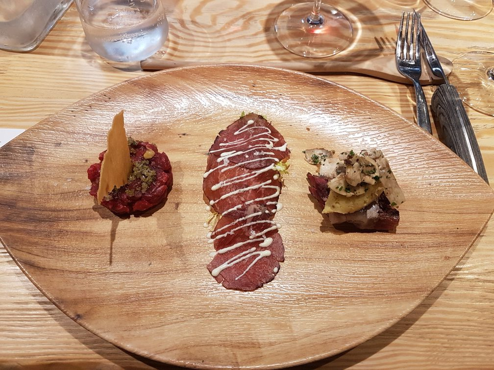 Rome best steakhouse - Meaters Brace Bar