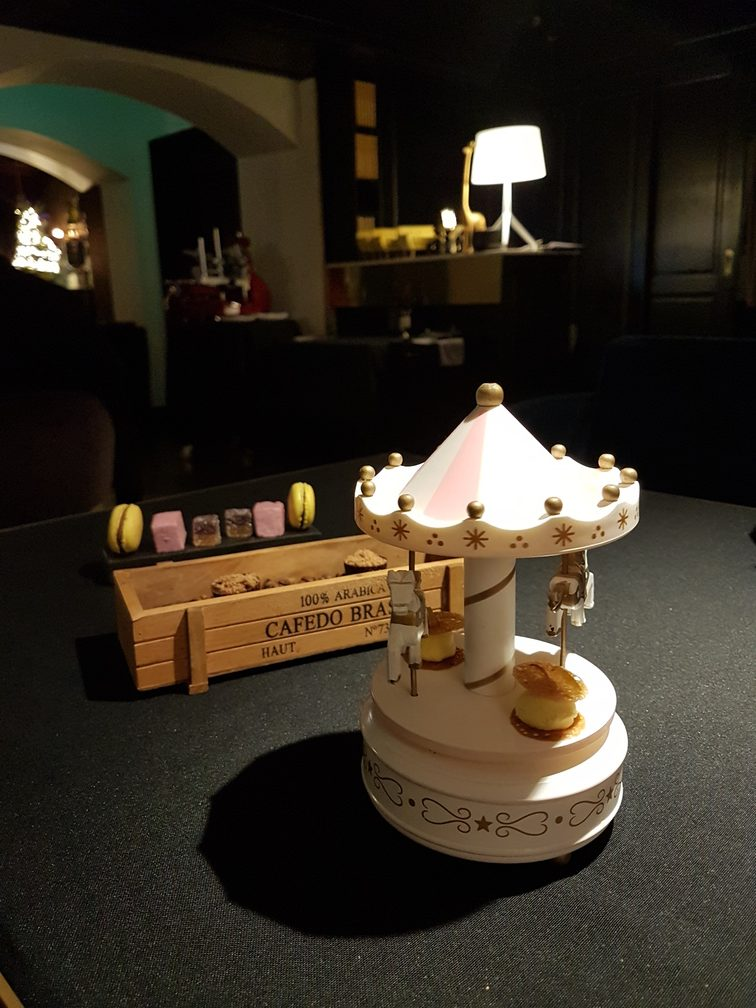 All'Oro Rome Michelin star restaurants