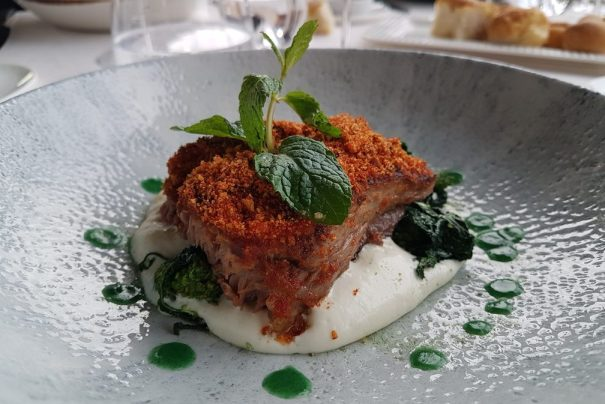 Mirabelle Restaurant Rome: seventh-floor heaven at one of Rome's best rooftop restaurants