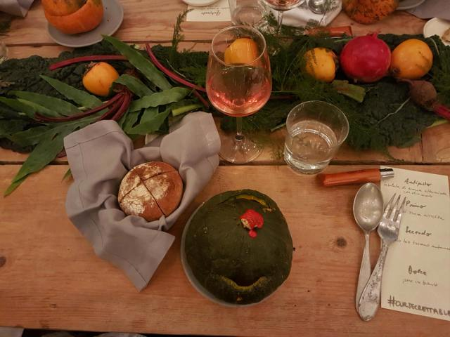 Pop-up dining in Rome: #oursecrettable serves gourmet quality in unique surroundings