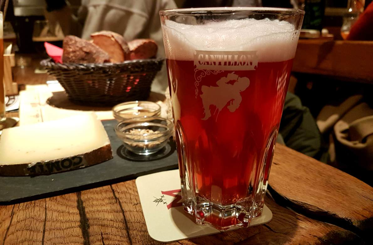 Belgian Brewery tour: Visiting Cantillon, Belgium's last Lambic beer brewer in Brussels