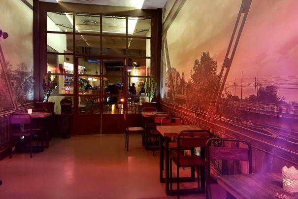 Rome restaurants: Gazometro38, gourmet pizza and cocktails in hip Ostiense